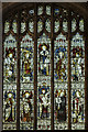 SK6287 : West window, Ss Mary & Martin's church, Blyth by Julian P Guffogg