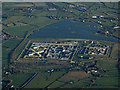 J1764 : HM Prison Maghaberry from the air by Thomas Nugent