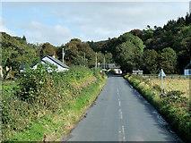 NR9130 : B880, String Road, near Shiskine by David Dixon