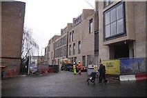 NT2574 : The redevelopment of the St James Centre by Richard Webb