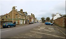 NO4900 : A917 High Street, Elie by Bill Kasman