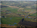 NS4365 : Linwood Moss from the air by Thomas Nugent