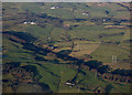 NS3962 : Gladstone Farm from the air by Thomas Nugent