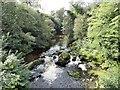 NZ0952 : The River Derwent at Shotley Bridge by Robert Graham