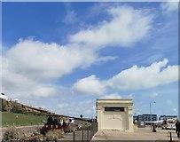 TQ3303 : Black Rock Station, Brighton by PAUL FARMER