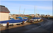 NT4999 : Elie Harbour by Bill Kasman