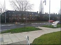 TQ2688 : Lyttelton Road, Hampstead Garden Suburb by David Howard
