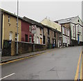 SO2603 : Steep ascent, High Street, Abersychan by Jaggery