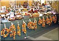 TG2208 : Market stall off Chantry Road by Evelyn Simak