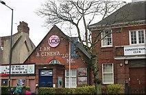 TQ2383 : Cinema on Chamberlayne Road, Kensal Rise by David Howard
