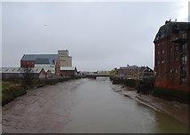 TA1029 : River Hull, Hull by JThomas