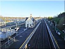 N9831 : Hazelhatch & Celbridge railway station, County Dublin/Kildare by Nigel Thompson