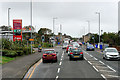 NS3424 : Prestwick, Ayr Road by David Dixon