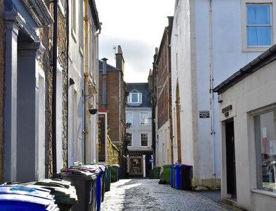 NS3322 : Academy Street, Ayr, South Ayrshire by Mark S