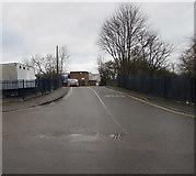 SP0189 : Summit Crescent, Smethwick by Jaggery