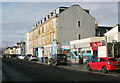 NS2982 : Tenements, West Clyde Street, Helensburgh by Richard Sutcliffe