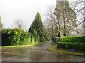 TQ3940 : Hillcrest, Dormans Park near East Grinstead by Malc McDonald