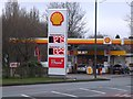 SJ9594 : Christmas Day fuel prices by Gerald England