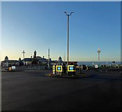 TQ3103 : Aquarium Roundabout, Brighton by Simon Carey