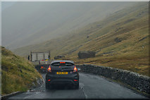 NY4008 : Patterdale : Kirkstone Pass A592 by Lewis Clarke