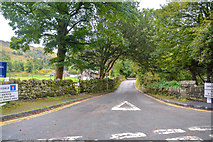 NY3916 : Patterdale : Road by Lewis Clarke
