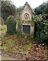 TL4658 : Tomb of James Reynolds at Mill Road Cemetery by Alan Murray-Rust