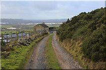 SD7223 : Access Track leading towards Holme Fold Farm by Chris Heaton