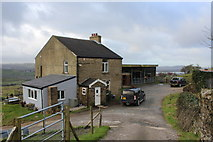 SD7123 : Holme Fold Farm by Chris Heaton