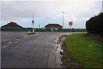 TR1332 : Botolph's Bridge Road at Dymchurch Road by Ian S