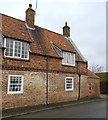 SE9646 : Cottages on East Street, Holme on the Wolds by JThomas