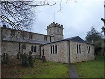 SP5208 : Cherwell  Churches Christmas chug through (3) by Basher Eyre