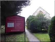 SP6022 : Cherwell  Churches Christmas chug through (65) by Basher Eyre
