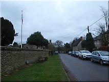 SP5929 : Cherwell Churches Christmas chug through (76) by Basher Eyre