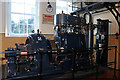 TQ1878 : London Museum of Water and Steam - part of the electric house display by Chris Allen