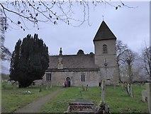 SP5229 : Cherwell Churches Christmas chug through (93) by Basher Eyre