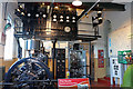TQ1878 : London Museum of Water and Steam - electric house display  by Chris Allen