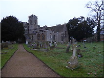 SP4828 : Cherwell Churches Christmas chug through (108) by Basher Eyre