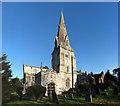SK8723 :  Church of St John the Baptist, Buckminster by Bob Harvey