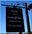 SO2914 : Established 1890, Y Cantreff Inn, Abergavenny by Jaggery