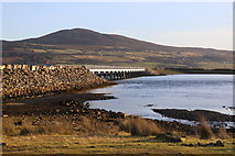 NC5758 : Causeway over the Kyle of Tongue by Des Colhoun