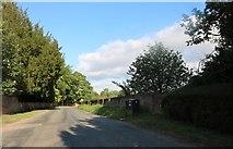 TL4340 : Heydon Lane by David Howard