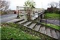 NY4255 : Bridge taking Eastern Way over Durranhill Road by Luke Shaw
