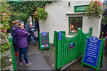 NY3307 : Grasmere : Sarah Nelson's Grasmere Gingerbread by Lewis Clarke
