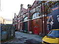 SP0784 : The former Tram Depot and West Mids Travel Engineering workshops by Richard Law
