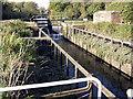 SU6570 : Garston Lock, No. 102, Kennet Navigation by Jo Turner