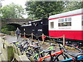 SD8789 : Loco at the Dales Countryside Museum by Eirian Evans