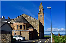 NS2059 : Church Street, Largs, North Ayrshire by Mark S