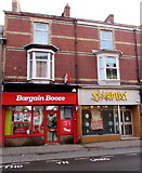 SS7597 : Bargain Booze, 17 Windsor Road, Neath by Jaggery