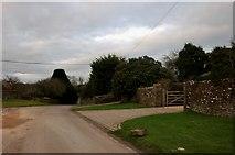 ST8870 : Ladbrook Lane, Westrop by David Howard