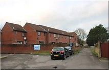 ST9072 : Houses on Brunel Court, Chippenham by David Howard